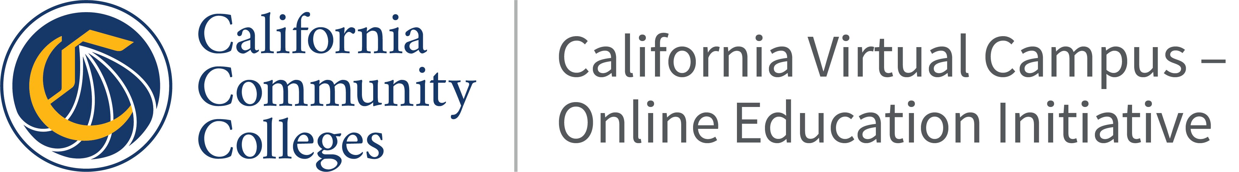 California Community Colleges - California Virtual Campus - Online Education Initiative
